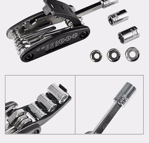 ROCKBROS 16 in 1 Mini Multifunction Tool Kit for Bike