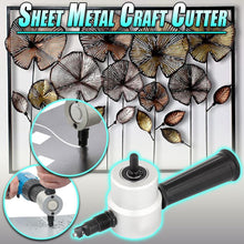 Load image into Gallery viewer, Sheet Metal Craft Cutter