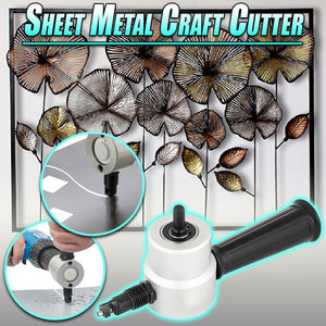 Sheet Metal Craft Cutter