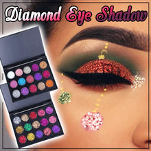 Load image into Gallery viewer, Diamond Eye Shadow