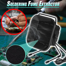 Load image into Gallery viewer, Soldering Fume Extractor