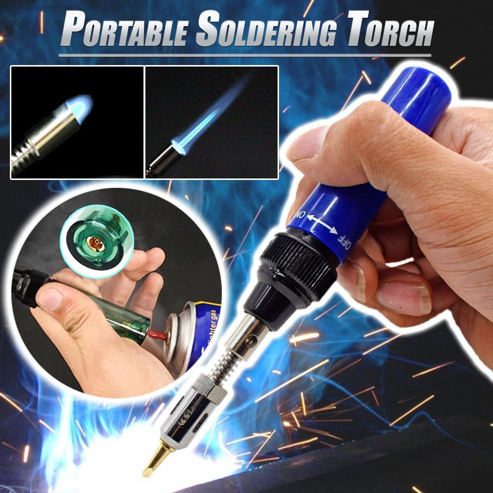 Portable Soldering Torch