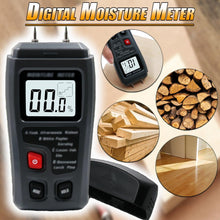 Load image into Gallery viewer, Digital Moisture Meter