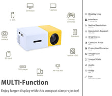 Load image into Gallery viewer, PocketPro™ Mini Projector