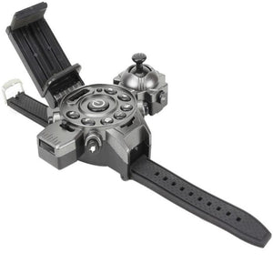 Micro Foldable Quadcopter Wrist Watch
