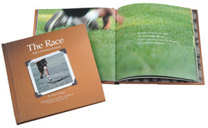 The Race Inspirational Book