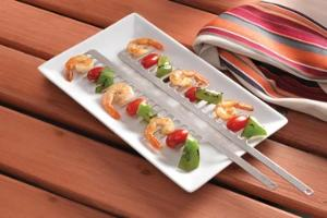Grill Comb Skewers, Set of 2