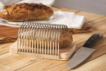 Load image into Gallery viewer, Hasselback Potato Slicing Rack