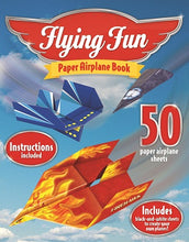 Load image into Gallery viewer, Paper Airplanes Book