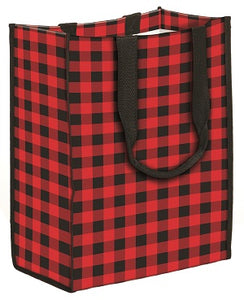 Buffalo Check Multi-Tote Bag