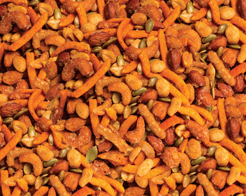Honey BBQ Trail Mix