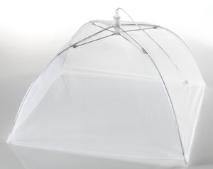 UMBRELLA FOOD COVER TENT- SET OF 2