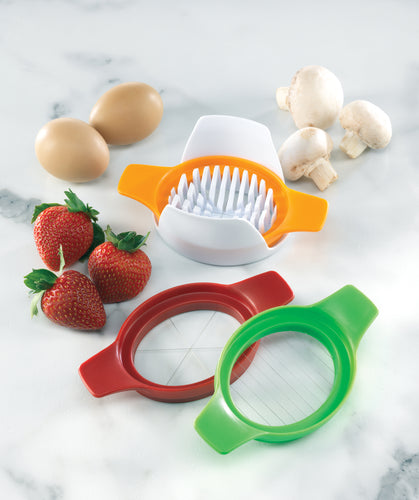 3 PIECE MULTI FUNCTION SLICER