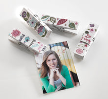 Load image into Gallery viewer, DECORATIVE CLIPS SET OF 4