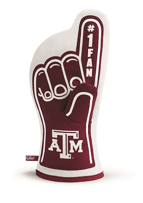 Texas A&M Oven Mitt