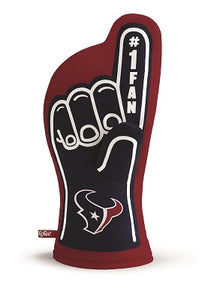 Houston Texans Oven Mitt