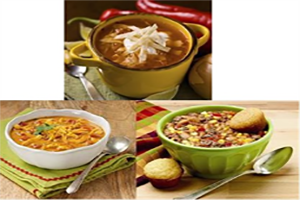 Fiesta Soup Mix Trio