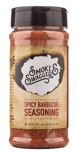 Spicy BBQ Seasoning