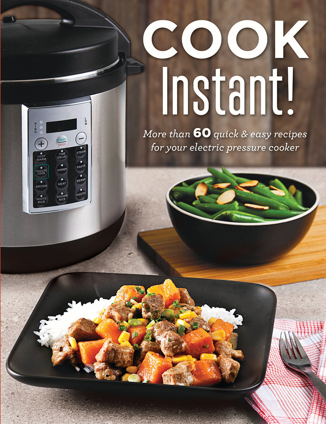 COOK INSTANT COOKBOOK