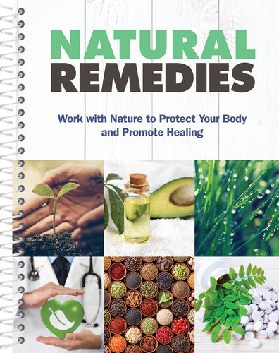 Natural Remedies & Apple Cider Vinegar - 2 book set