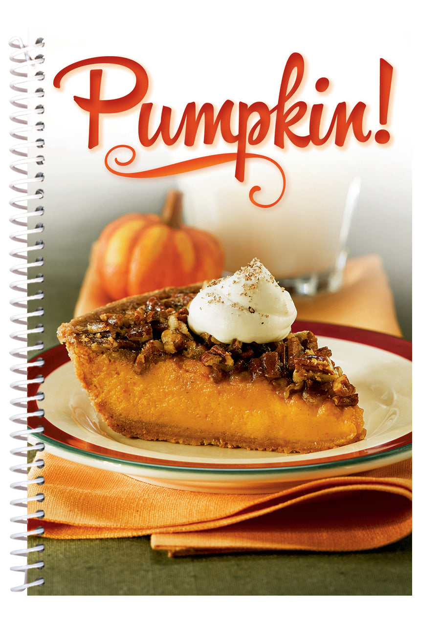 Pumpkin Recipes Book