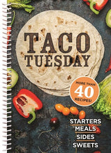 Load image into Gallery viewer, Taco Tuesday Cookbook