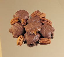 Load image into Gallery viewer, Pecan Caramel Clusters (Pecanbacks)