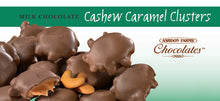 Load image into Gallery viewer, Cashew Caramel Clusters Cashewbacks