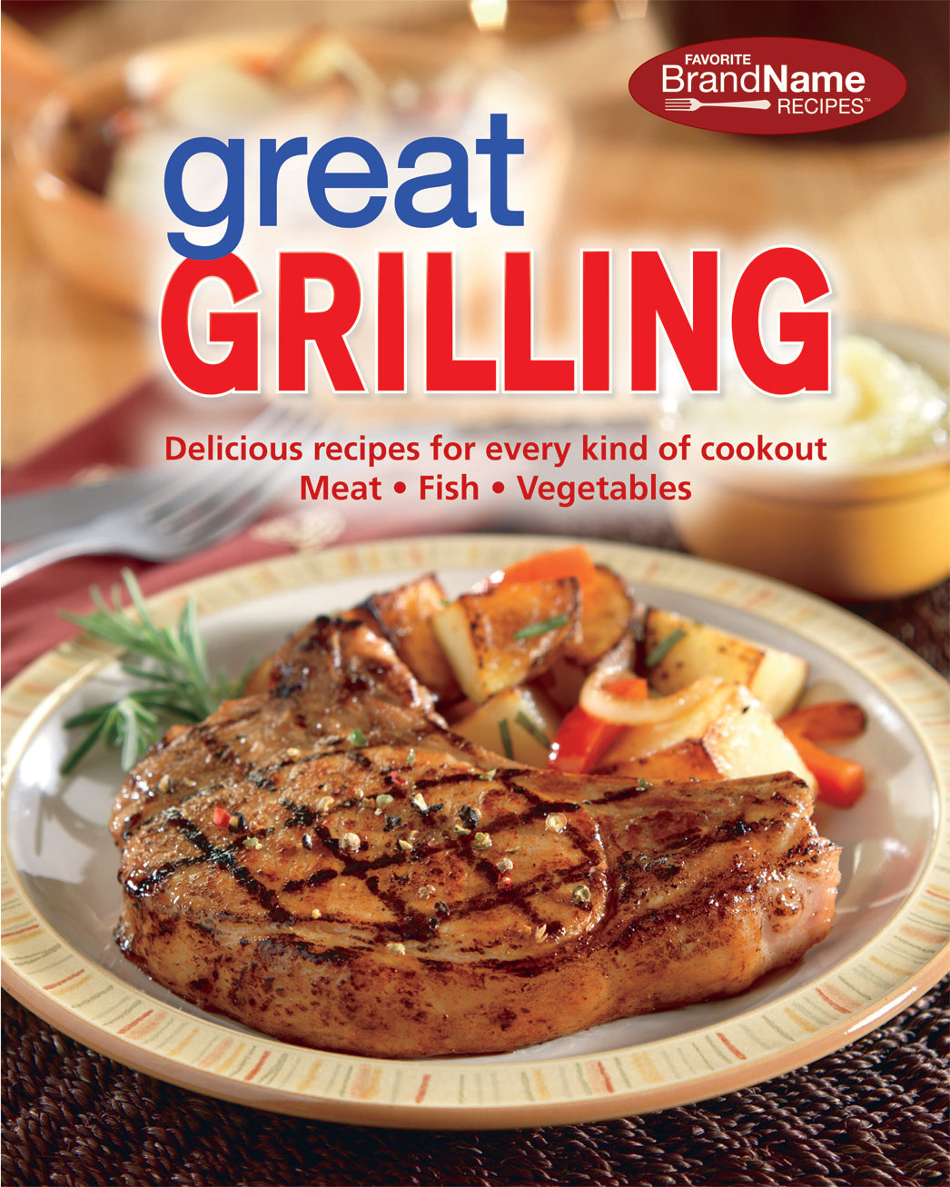 Great Grilling Cookbook