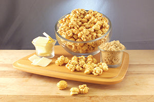 Buttery Caramel Popcorn (Full Gallon)