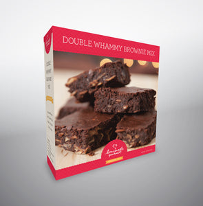 Double Whammy Brownie Mix