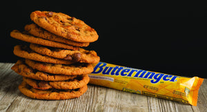 Butterfinger Cookie Dough