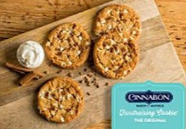 Cinnabon Cookie Dough