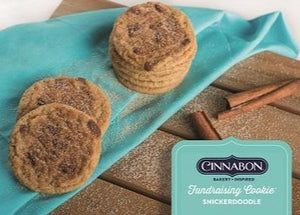 Cinnabon Snickerdoodle Cookie Dough