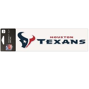 Houston Texans Sports Decal