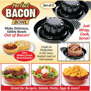 Make a Bacon Bowl