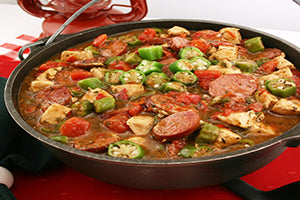 Louisiana Gumbo Mix