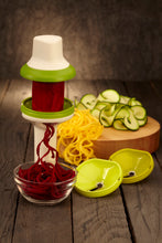Load image into Gallery viewer, Handheld Spiralizer