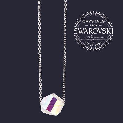 Swarovski Aurore Boreale Necklace