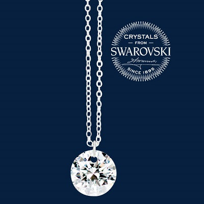 Swarovski Fire & Ice Necklace