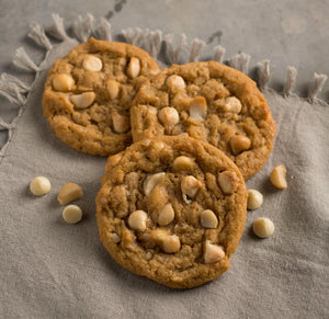 White Chocolate Macadamia Cookie Dough