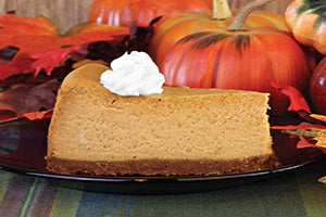 Pumpkin Pie Cheesecake Mix