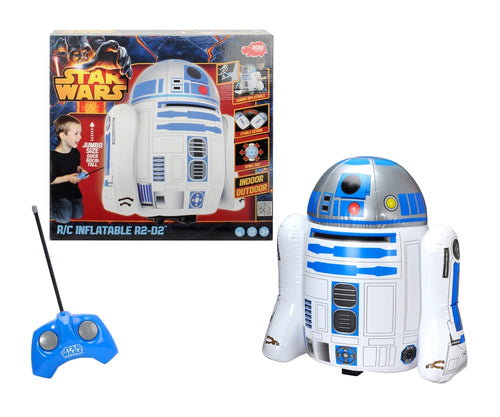 REMOTE CONTROL INFLATABLE R2-D2