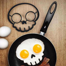 Load image into Gallery viewer, Morning Skull & Sunshine Egg Molds