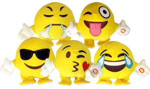 Speedy Emoji with SMILING FACE & SUNGLASSES