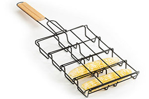 Corn on the Cob Grill Basket