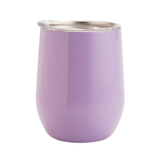 Load image into Gallery viewer, Lavender 12 oz Tumbler
