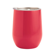 Load image into Gallery viewer, Hot Pink 12 oz Tumbler