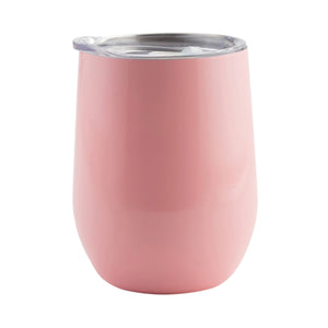 Rose Quartz 12 oz Tumbler