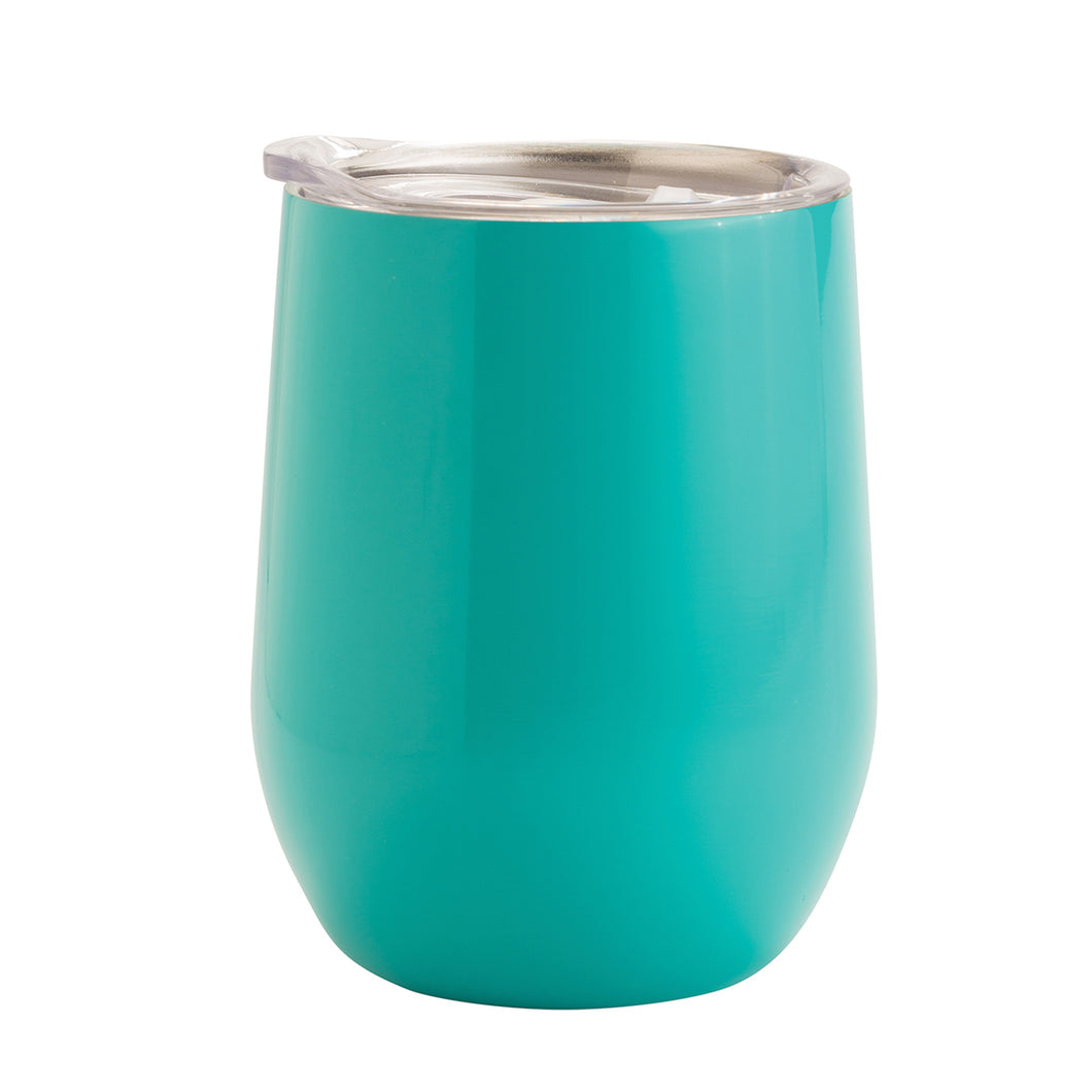 Sea Foam 12 oz Tumbler